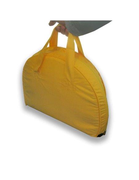 Складная сумка-кровать с матрасом и подушкой Ontario Picnic Baby Красная
