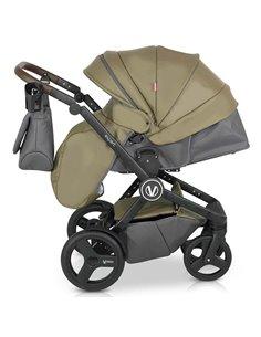 Детская прогулочная коляска EasyGo Quantum Air 2019 Anthracite