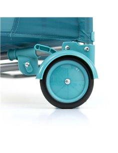 Детская прогулочная коляска EasyGo Quantum Air 2019 Sand