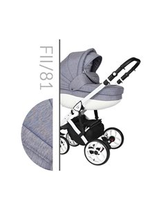 Дитяча прогулянкова коляска EasyGo Minima plus Basil