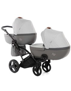 Детская прогулочная коляска EasyGo Minima plus Powder