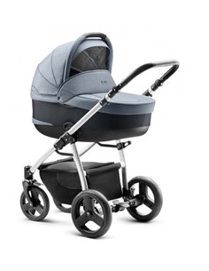 Дитяча прогулянкова коляска EasyGo Virage Ecco 2019 Anthracite