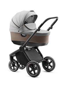 Детская прогулочная коляска EasyGo Virage Ecco 2019 Grey Fox