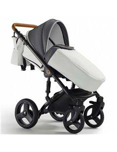 Дитяча прогулянкова коляска BeneBaby D200 сіра