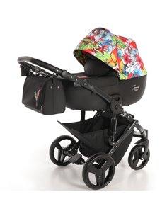 Детская коляска 2 в 1 Broco Chance 218 grey