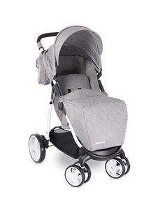 Детская прогулочная коляска (опция: коляска для двойни) BabyZz Dynasty оливковая