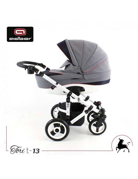 Детская коляска 2 в 1 Adbor Tori Sport 03