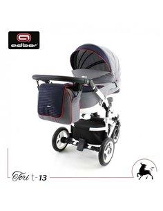 Автокресло детское 4Baby Pro-Fix Grey, 15-36 кг