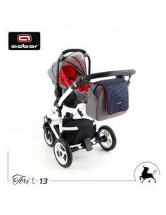 Дитяча коляска 2 в 1 Adamex Cristiano CR-436 Poler