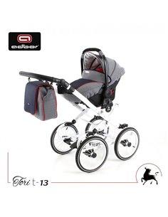 Детская прогулочная коляска Espiro Magic Pro 03 Cobalt