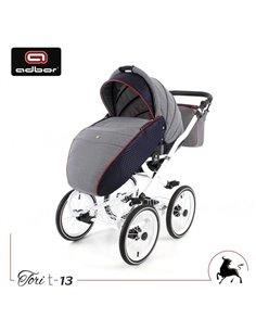 Детская прогулочная коляска Espiro Magic Pro 08 Fuchsia