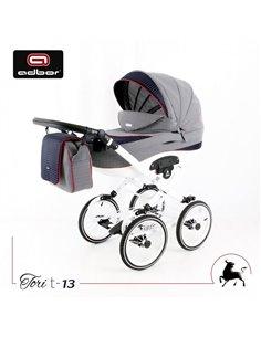 Детская прогулочная коляска Espiro Energy 07 Pencil Grey