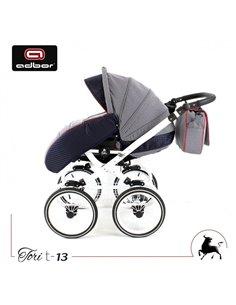 Детская прогулочная коляска Espiro Energy 17 Carbon Graphite