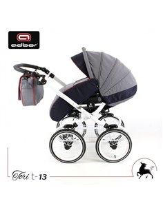 Дитяча прогулянкова коляска Espiro Nano 09 Desert Beige