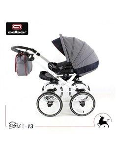 Дитяча прогулянкова коляска Espiro Nano 10 Onyx