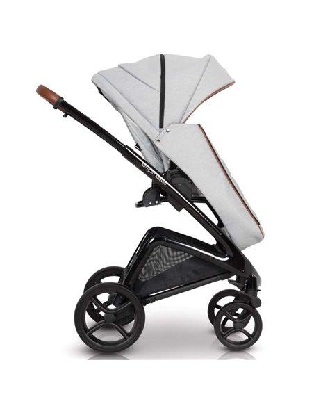 Детская универсальная коляска 2 в 1 Euro Cart Express бежевый