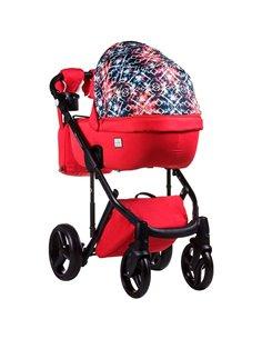 Детская коляска 2 в 1 Riko Aicon Pastel 04