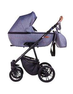 Детская прогулочная коляска Riko Scala 03 Brown