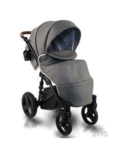 Детская коляска 2 в 1 Angelina Grand Mirage White GMW-23