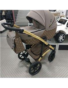 Детская коляска 2 в 1 Adamex Luciano Q-220