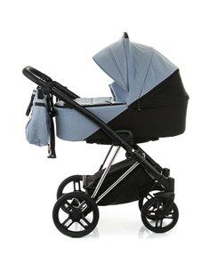 Детская коляска 2 в 1 Adamex Luciano BC-1