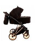 Детская коляска 2 в 1 Adamex Luciano CR-233