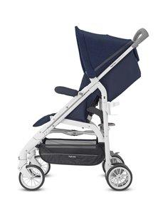 Детская коляска 2 в 1 Adamex Luciano Q-110 эко-кожа