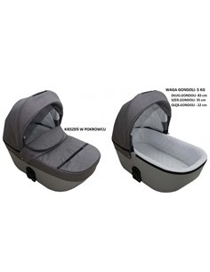Детская коляска трансформер Adbor Mirage MI-01