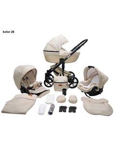 Детская коляска трансформер Adbor Mirage MI-04
