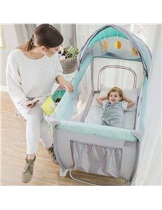 Пеленальный столик Ceba Baby Laura Джунгли