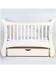 Пеленальный столик Ceba Baby Laura Утята