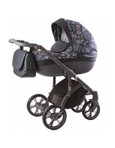 Дитяча прогулянкова коляска Ninos Maxi Blue