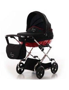 Детская коляска трансформер Ninos Bono blue