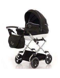 Детская коляска трансформер Ninos Bono red
