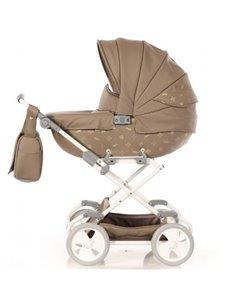 Дитяча коляска 2 в 1 Roan Bloom Classic blue pearl