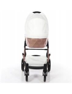 Дитяча коляска 3 в 1 Kinderkraft XMoov Black