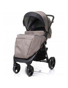 Детская коляска 3 в 1 Kinderkraft Prime 2020 Beige