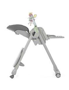 Детская коляска 3 в 1 Kinderkraft Juli Grey