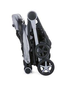 Детская коляска 3 в 1 Kinderkraft Juli Pink
