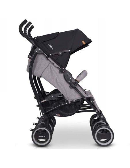 Детская коляска 3 в 1 Broco Avenue 02 Violet