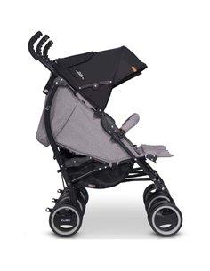 Дитяча коляска 3 в 1 Broco Avenue 03 Brown