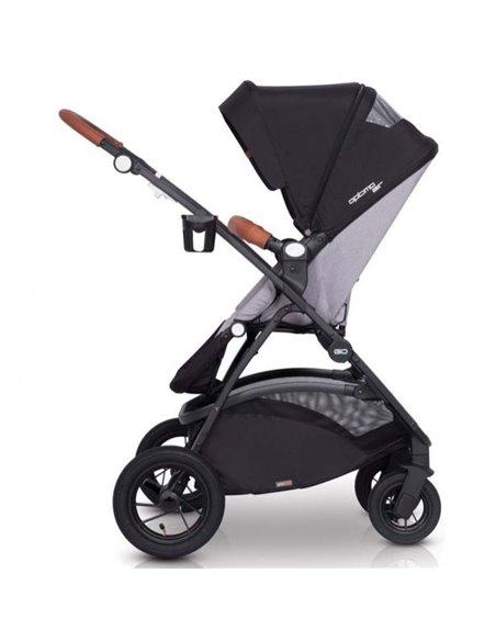 Дитяча коляска 2 в 1 EasyGo Optimo Air 2019 Anthracite