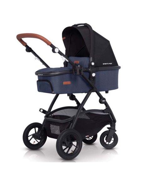 Дитяча коляска 2 в 1 EasyGo Optimo Air 2019 Denim