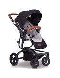 Детская прогулочная коляска Ninos Maxi Red