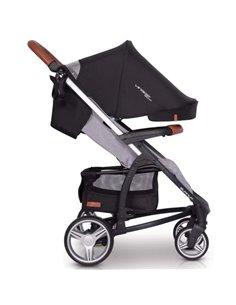 Детская коляска 2 в 1 Riko Side 04 Nugat