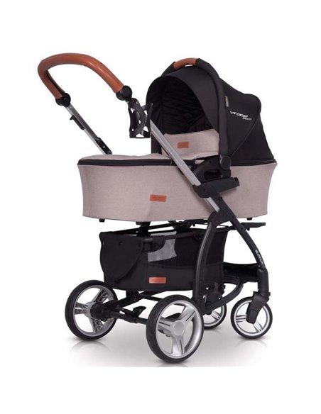 Дитяча коляска 2 в 1 EasyGo Virage Ecco 2019 Sand