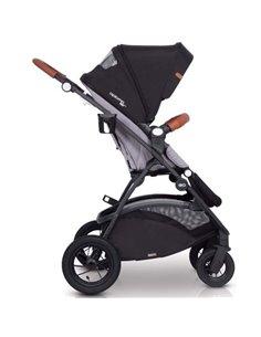 Дитячий постільний комплект Twins Premium Glamour 8 ел. TG-10G Polka Dots Grey