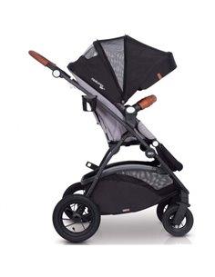 Дитячий постільний комплект Twins Premium Glamour 8 ел. TG-10S Starlet Grey