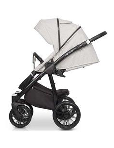 Дитяча коляска 2 в 1 Adamex Luciano Q-121CZ