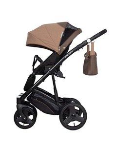 Велосипед трехколесный Kinderkraft EasyTwist grey